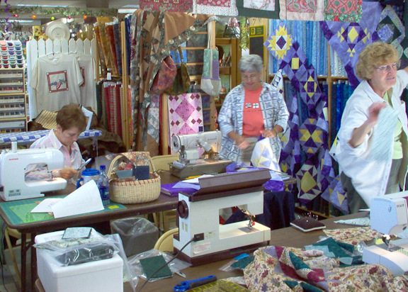 GloryQuilts Classes
